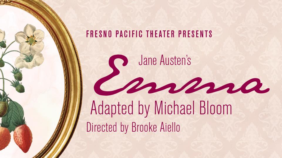 Information about Emma, the FPU spring Mainstage production
