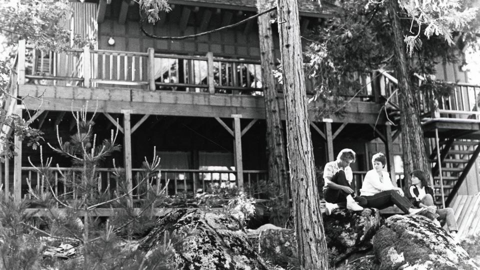 File photo of Casa Pacifica cabin
