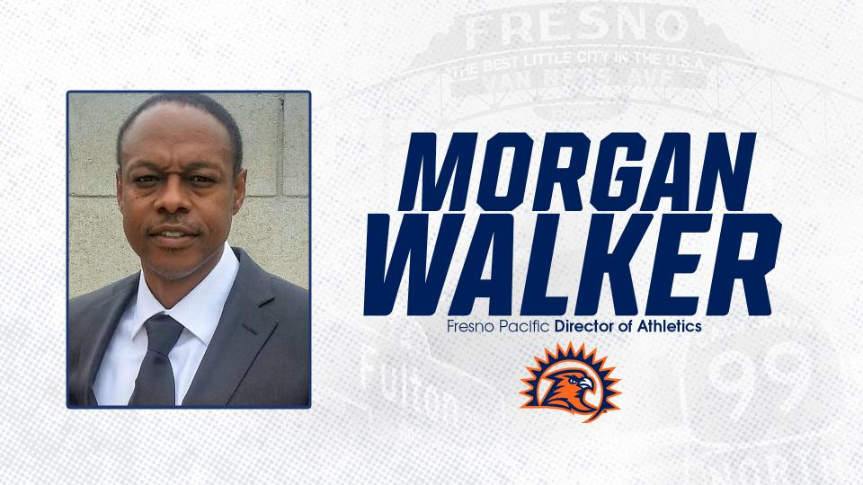 Graphic featuring Morgan Walker's photo, name and FPU Sunbird logo
