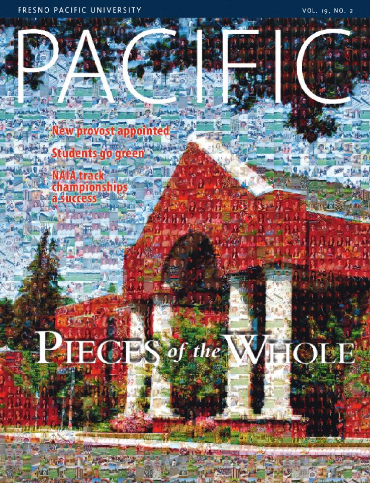 Summer 2006 Pacific Magazine cover