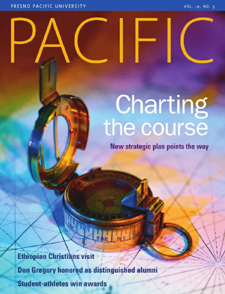 Fall 2006 Pacific Magazine cover