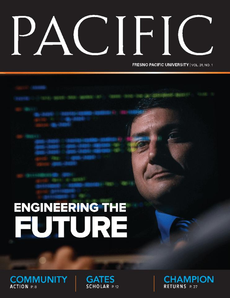 Spring 2016 Pacific Magazine cover