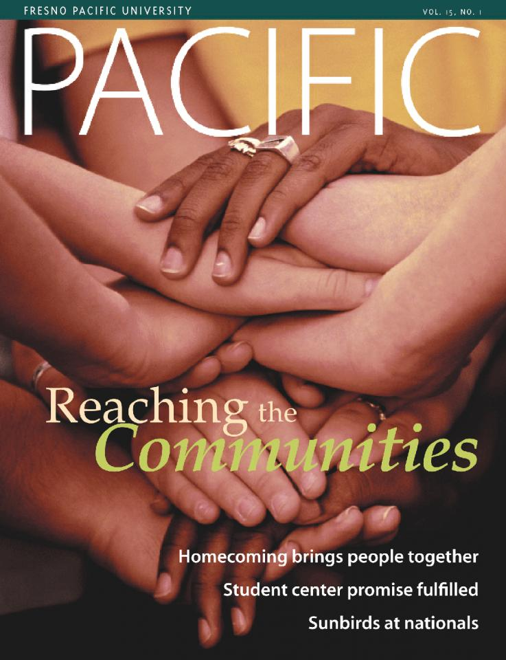 Spring 2002 Pacific Magazine cover