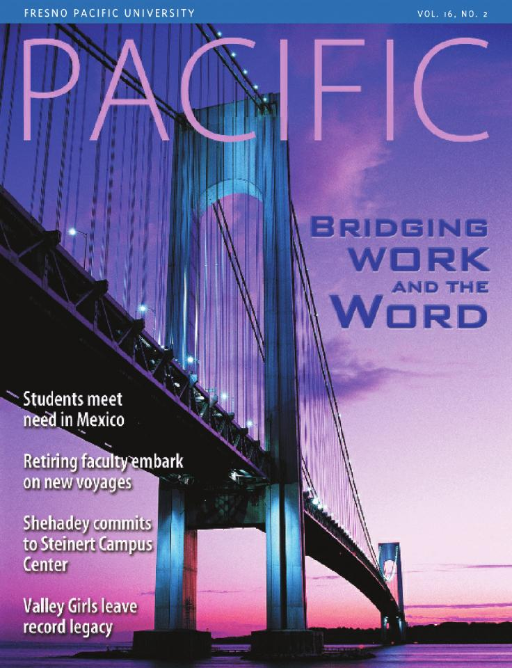 Summer 2003 Pacific Magazine cover