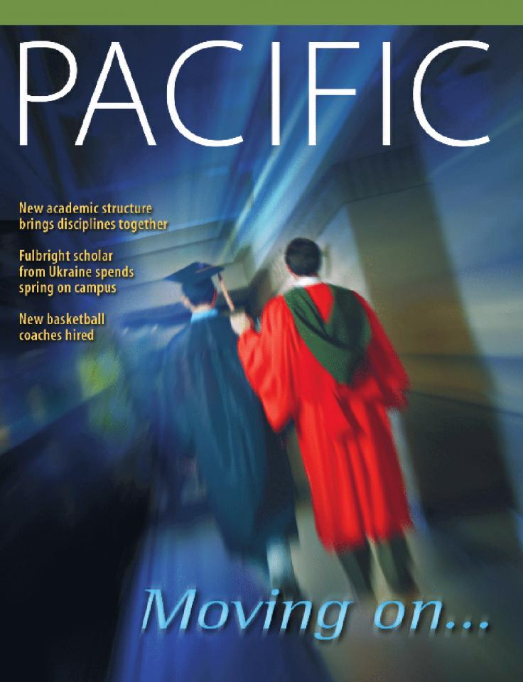 Summer 2005 Pacific Magazine cover