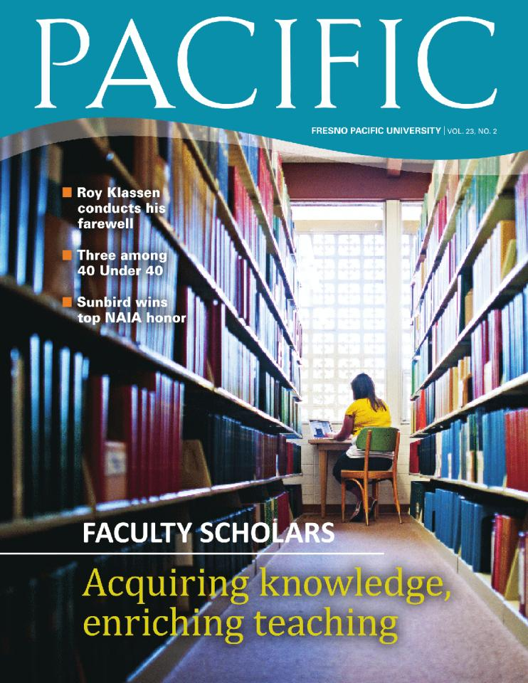 Summer 2010 Pacific Magazine cover