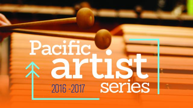 Pacific Artist Series 2016-2017